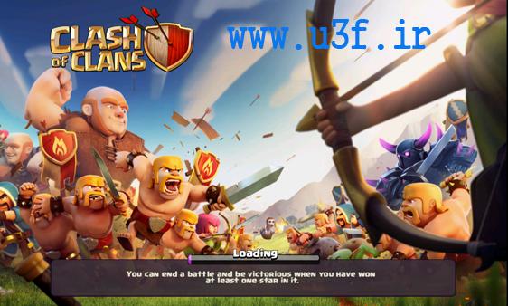 همه چیز در مورد بازی Clash Of Clans برترین بازی آنلاین